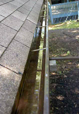 After-Gutter Cleaning